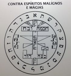 Contra espiritos malignos Angelic Symbols, Sigil Magic, Protection Symbols, Healing Codes, Occult Symbols, Symbolic Tattoos, Tantra, Book Of Shadows, Compass Tattoo