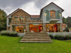View this luxury home located at Johannesburg, Gauteng, South Africa. Sotheby's International Realty gives you detailed information on real estate listings in Johannesburg, Gauteng, South Africa. Architect Design, Luxury Real Estate, Open Plan, Property For Sale, South Africa, Luxury Homes, Home And Family, House Design, Mansions