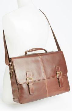 Boconi 'Bryant' Leather Briefcase   Nordstrom