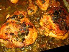 Szószos csirkecombok a sütőből, mennyei finomság!! http://ketkes.com/szoszos-csirkecombok-a-sutobol-mennyei-finomsag/