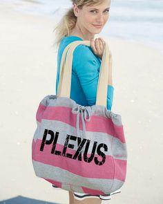 Plexus Tote Bag, live love plexus overnight bag, Very Large, Plexus grocery bag, Plexus beach bag, Plexus swag, Plexus luggage