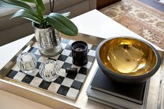 House Tour: A Glamorous Tennessee House | Apartment Therapy - that feckin bowl!!
