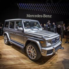 Presenting the all-new Mercedes-AMG G65, with 621-hp and an incredible 738 lb-ft of torque from a handcrafted 6.0-liter biturbo V-12. It's time-tested capability and twelve-cylinder power together for the first time.