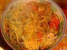 Cart Driver's Spaghetti: Spaghetti alla Carrettiera recipe from Mario Batali via Food Network