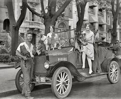 """Washington, D.C., circa 1927. """"Nature Magazine -- Walter Layman."""" Traveling the country with his dog Little Pocahontas, Walter Layman documented Native American culture with photographs that appeared in magazines including National Geographic and Nature. National Photo glass negative."""