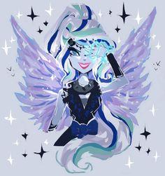 Ever After High Rebels, High Art, Anime Eyes, Magical Girl, Monster High, Animal Crossing, My Little Pony, Ladybug, Comic Art