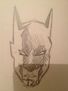 Quick Sketch Batman   £4.50