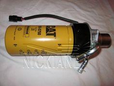 Billet Aluminum OEM Filter Adapter, Nicktane Diesel
