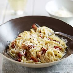 Spaghetti carbonara recipe - Woman And Home