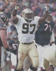 La' Roi Glover 1998-2001