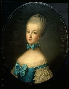 Portrait of Marie Antoinette that sits in Boston's own MFA, can't wait for Marie Antoinette to come to life on ART stage this fall