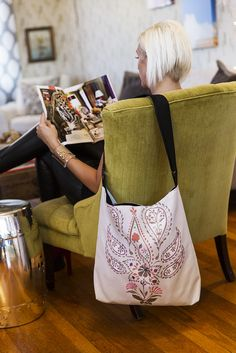 Custom printed tote bags with your art!