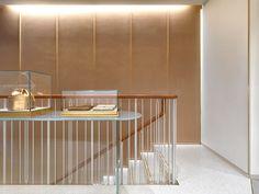Universal Design Studio creates interior for J&M Davidson