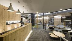 Las Galias Offices - Bogotá - Office Snapshots - Human Nature - Biophilic Design - Interface.com Commercial Office