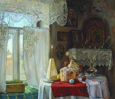 Ilya Kaverznev  Lovely interior