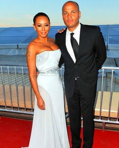 Mel B and husband Stephen Belafonte resemble a bride and groom as they board boat in Cannes Mel B Husband, Celebrity Updates, Celebrity Style, Cocktail, Cute Couple Pictures, Couple Pics, Spice Girls, Female Singers, Celebs