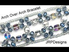 Arch Over Arch Bracelet-Beginner Level  Left Hand - YouTube