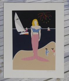 Don't look now but it is almost the 4th of July! Break out the red, white and blue and join in the fun with the Cape Cod Mermaids as they sail, celebrate and enjoy each other's company.