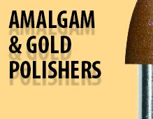 Nais Amalgam and Gold Polishers