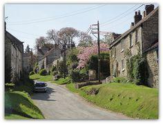 Village street - Nunnington Village, North Yorkshire