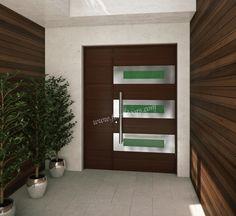 modern front door | ... of contemporary modern wood doors by Foret Doors - modern front doors