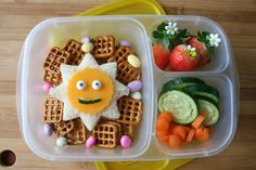 Easy Ideas For Lunches They'll Love