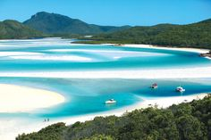 Seen this place before ? #Whitsundays #YachtcharterAustralien #YachtcharterWhitsundays