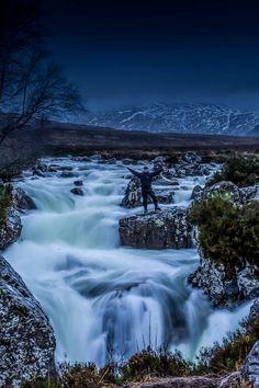 Glencoe Nights, Scotland