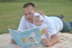 #Baby girl photo idea, #Father/Daughter pix, #photography