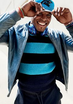 Cam Newton on Everything, From Those Versace Pants to Race in America