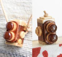メディアツイート: Uriji工房(ゆりじ工房)(@Uriji1)さん | Twitter #Wooden #Camera #WoodenCamera #Miniature #木製カメラ
