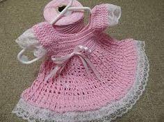 Resultado de imagen para tejidos a crochet paso a paso vestidos