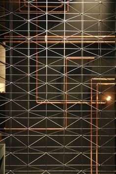 Projeto Estúdio Brunato para Eliane #estudiobrunato #revestir2015