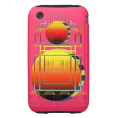 Phone Case | Geometric Abstract Shapes