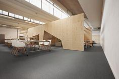 Carpet tiles Desso AirMaster® Sphere By TARKETT