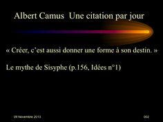 Albert Camus (1913-1960) n° 2