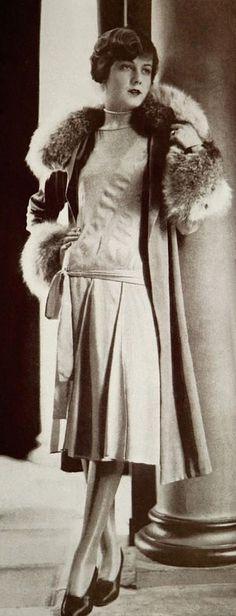 Lucien Lelong, 1927, Les Modes Paris - http://www.flickr.com/photos/91406973@N05/8312189757/in/photostream/