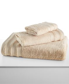 Linen color Charter Club Classic Towel Collection, 100% Pima Cotton, Only at Macy's - Bath Towels - Bed & Bath - Macy's