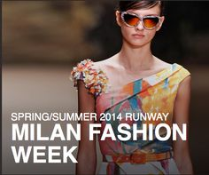 Spring trends 2014 Milan  fashion week