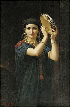 It's About Time: Orientalism in mostly European paintings