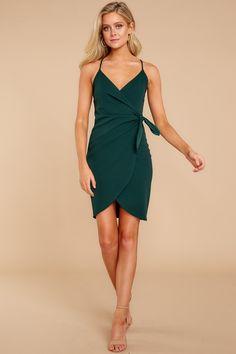 Women's Dolman Mini Cap Sleeve V-Neck Knit Dress - Universal Thread™ Green Homecoming Dresses, Hoco Dresses, Tight Dresses, Sexy Dresses, Fashion Dresses, Wrap Dresses, Prom Dress, Formal Dresses, Short Green Dress