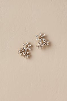 Ediline Earrings from @BHLDN