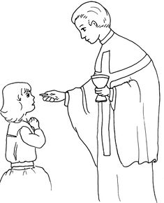 Faith Formation/First Communion/First Reconciliation Homeschool Plan Pokemon Coloring Pages, Colouring Pages, Coloring Pages For Kids, Coloring Books, Alphabet Coloring, Coloring Sheets, Seven Sacraments, Catholic Sacraments, Catholic Mass