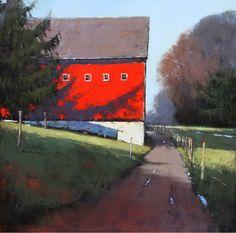 "Ramona Youngquist  ""morning Shadows' 60x60"
