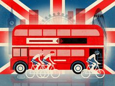 Olympic Games Poster / London, 2012