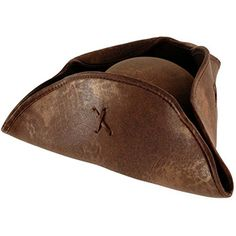 elope Pirates of the Caribbean Jack Sparrow Hat, Brown, A... https://smile.amazon.com/dp/B002IRND9I/ref=cm_sw_r_pi_dp_x_CmIwybNZR9NEK