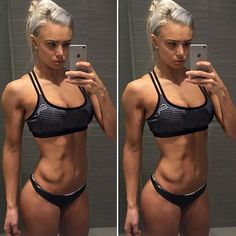 Lauren Simpson is an Australian Fitness Model, Bikini Competitor, Sponsored Athlete, Strong Lift Wear Athlete and ShredZ Ambassador. Lauren has over 160,000 Instagram followers who she regularly updates with amazing progress pictures and motivational images.