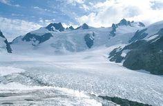 Climbing Mt Olympus via The Blue Glacier