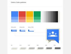 A Rare Peek At The Guidelines That Dictate Google's Graphic Design   Co.Design   business + innovation + design