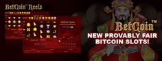 BetCoinTM has improved its catalog of Bitcoin online gambling services through the addition of BetCoinTM Reels, a Bitcoin slot game filled with competitive and compelling features.